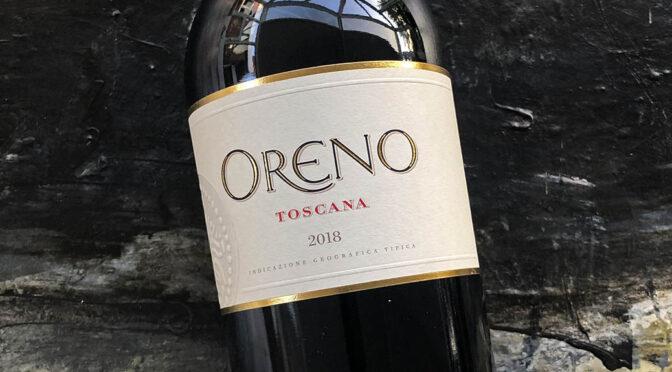 2018 Tenuta Sette Ponti, Oreno, Toscana, Italien