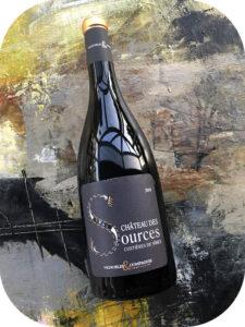 2018 Vignobles & Compagnie, Château des Sources Costières de Nimes Cuvée S, Rhône, Frankrig