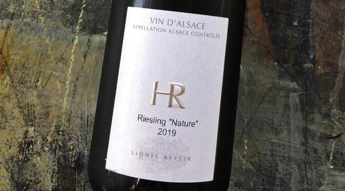 2019 Domaine Hubert Reyser, Riesling Nature, Alsace, Frankrig