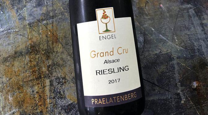 2017 Domaine Engel, Riesling Grand Cru Praelatenberg, Alsace, Frankrig