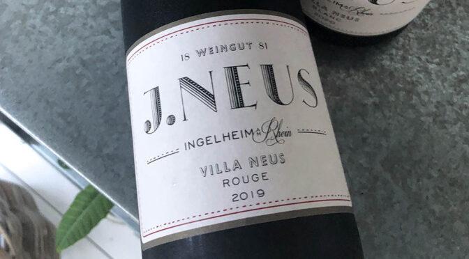 2019 Weingut J. Neus, Villa Neus Rouge, Rheinhessen, Tyskland