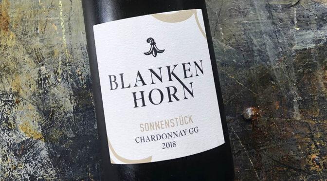 2018 Weingut Blankenhorn, Schliengener Sonnenstück Chardonnay GG , Baden, Tyskland
