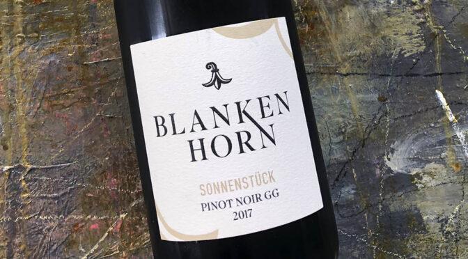 2017 Weingut Blankenhorn, Schliengener Sonnenstück Pinot Noir GG, Baden, Tyskland