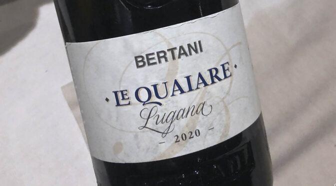 2020 Bertani, Lugana Le Quaiare, Lombardiet, Italien