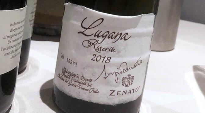 2018 Zenato, Lugana Riserva Sergio, Veneto, Italien