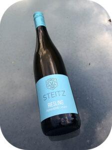 2020 Weingut Steitz, Riesling Feinherb, Rheinhessen, Tyskland