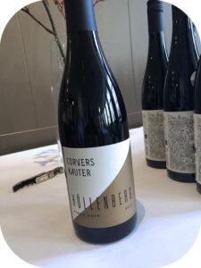 2017 Weingut Corvers Kauter, Assmannshäuser Höllenberg Pinot Noir, Rheingau, Tyskland