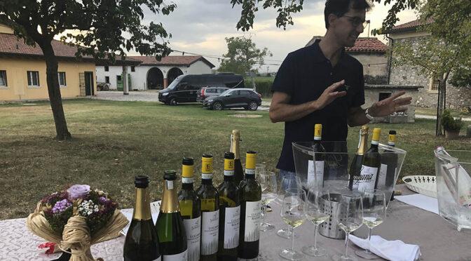 Houlberg i Lugana … besøg på Corte Sermana