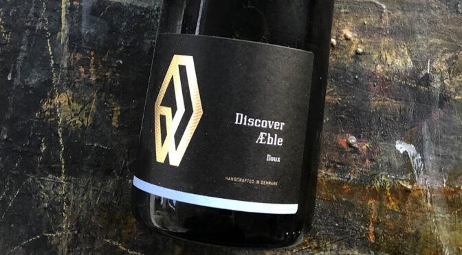 2020 Andersen Winery, Discover Æble Brut, Jylland, Danmark