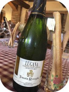 2019 Tenuta Roveglia, Lugana Spumante Brut, Lombardiet, Italien