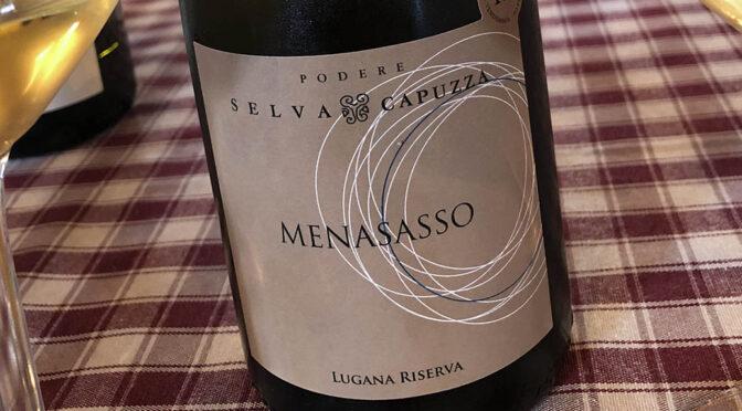 2017 Selva Capuzza, Lugana Riserva Menasasso, Lombardiet, Italien