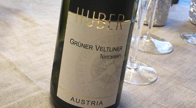 2020 Weingut Huber, Grüner Veltliner Terrassen, Niederösterreich, Østrig