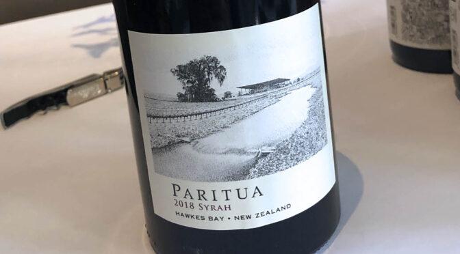 2018 Paritua Vineyards & Winery, Syrah, Hawkes Bay, New Zealand