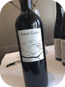 2019 Franz Gojer Glögglhof, Südtiroler Lagrein Granat, Alto Adige, Italien