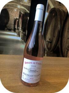 2020 Domaine de Colette, Beaujolais-Villages Rosé, Bourgogne, Frankrig