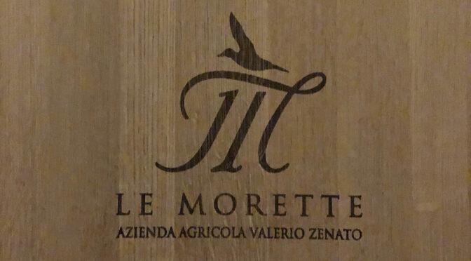 2012 Le Morette, Lugana Riserva, Veneto, Italien